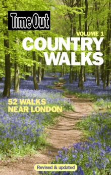 Time Out Country Walks Near London Volume 1, Paperback / softback Book