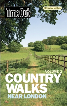 Time Out Country Walks Near London Volume 2, Paperback Book