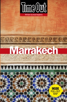Time Out Marrakech City Guide, Paperback Book