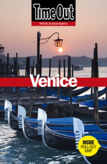 Time Out Venice City Guide, Paperback Book