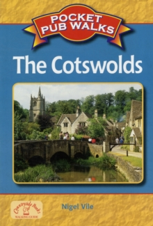 Pocket Pub Walks the Cotswolds, Paperback Book