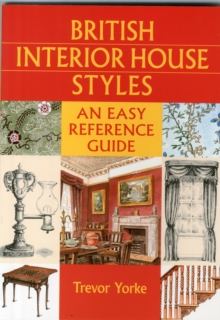 British Interior House Styles, Paperback Book