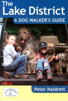 Lake District a Dog Walker's Guide, Paperback Book