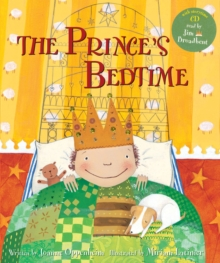 The Prince's Bedtime, Mixed media product Book