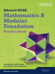 GCSE Mathematics Edexcel 2010: Spec B Foundation Practice Book, Paperback Book