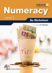 Edexcel ALAN Student Book Numeracy Level 2, Mixed media product Book