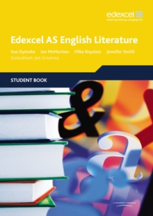 Edexcel AS English Literature Student Book, Paperback Book