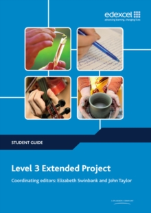 Level 3 Extended Project Student Guide, Paperback Book