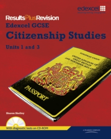 Results Plus Revision: GCSE Citizenship SB+CDR, Mixed media product Book