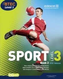 BTEC Level 3 National Sport  Book 2, Paperback Book
