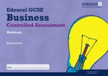 Edexcel GCSE Business Studies: Controlled Assessment Workbook, Spiral bound Book