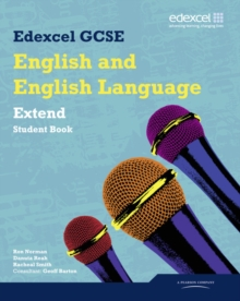 Edexcel GCSE English and English Language Extend Student Book, Paperback Book