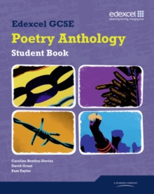 Edexcel GCSE Poetry Anthology Student Book, Paperback Book