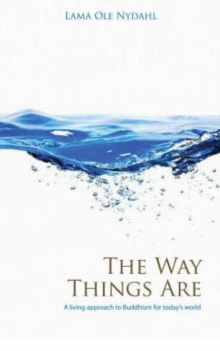 The Way Things are : A Living Approach to Buddhism, Paperback Book