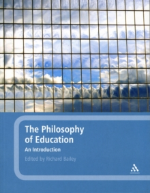 The Philosophy of Education : An Introduction, Paperback Book