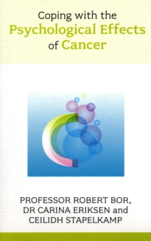 Coping with the Psychological Effects of Cancer, Paperback Book