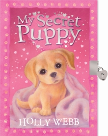 My Secret Puppy, Novelty book Book