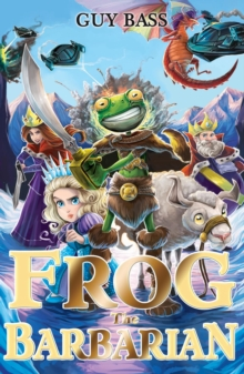Frog the Barbarian, Paperback Book