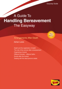 Handling Bereavement : The Easyway, Paperback Book