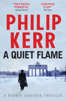A Quiet Flame, Paperback Book