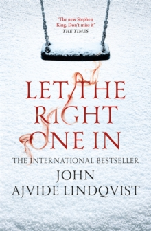 Let the Right One in, Paperback Book