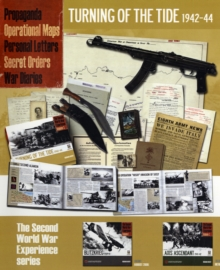 The Turning of Tide 1942-44, Mixed media product Book