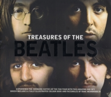 Beatles, Treasures, Unofficial, Hardback Book
