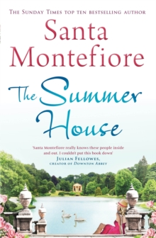 The Summer House, Hardback Book