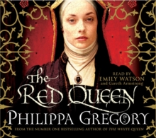 The Red Queen, CD-Audio Book