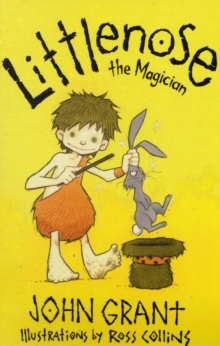 Littlenose the Magician, Paperback Book