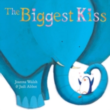 The Biggest Kiss, Paperback Book