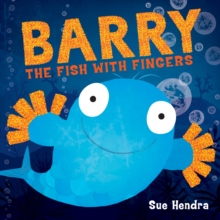 Barry the Fish with Fingers, Paperback Book
