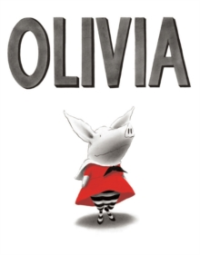 Olivia, Mixed media product Book
