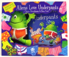 Aliens Love Underpants Box Toy, Other book format Book