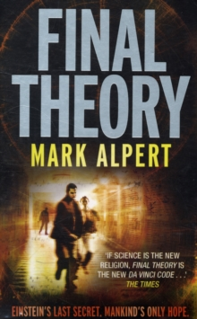 Final Theory, Paperback Book