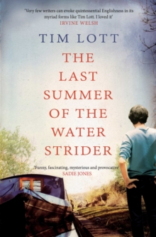The Last Summer of the Water Strider, Paperback Book