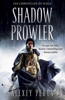 Shadow Prowler, Paperback Book