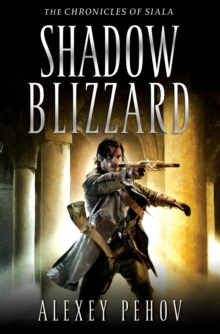 Shadow Blizzard, Paperback Book
