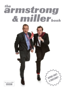 The Armstrong and Miller Book, Hardback Book