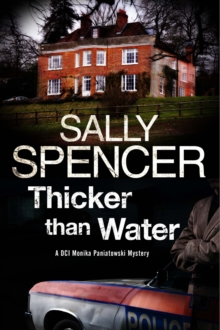 Thicker Than Water : A British Police Procedural Set in 1970s, Paperback Book