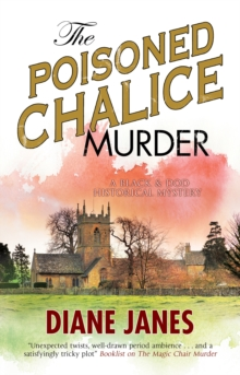 The Poisoned Chalice Murder, Paperback / softback Book