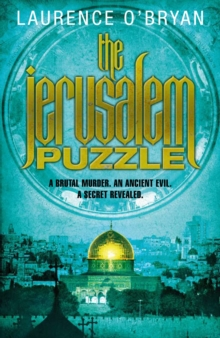 The Jerusalem Puzzle, Paperback Book