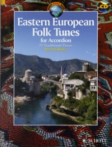 Eastern European Folk Tunes : For Accordion, Mixed media product Book