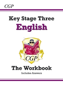 KS3 English Workbook (with Answers), Paperback Book