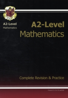 A2-level Maths Revision Guide, Paperback Book