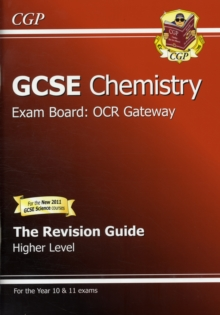 GCSE Chemistry OCR Gateway Revision Guide (with Online Edition) (A*-G Course), Paperback Book