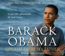 Dreams from my Father (Audio CD), MP3 eaudioBook