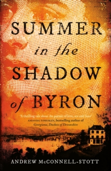 Summer in the Shadow of Byron, Paperback Book
