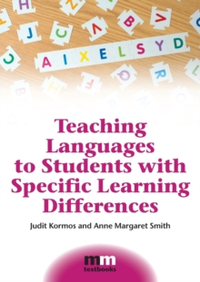 Teaching Languages to Students with Specific Learning Differences
