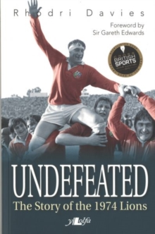 Undefeated - The Story of the 1974 Lions, Paperback Book